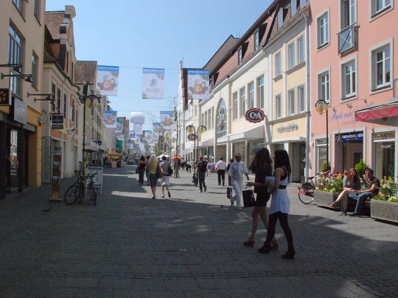 Altstadt Ingolstadt Kino