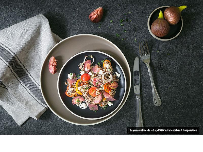 Bayerische Sommerküche : Leichte sommerküche schnell zubereitet